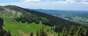 La montagne du Jura