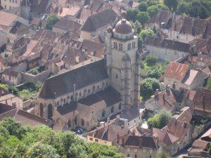Monuments historiques et touristiques Poligny